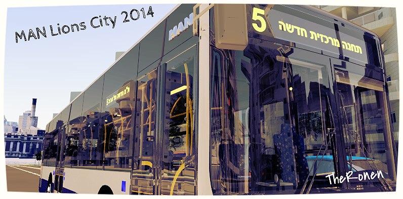 man lions city 2014 3d 3ds