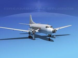 3d propellers martin 404 model