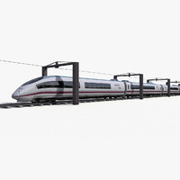 siemens ave s103 speed train 3ds