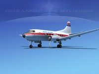 3d propellers martin 404 pacific model