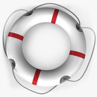 c4d life buoy