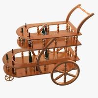 cart - 3d max