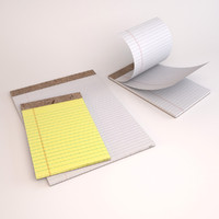 Legal Pads of Paper