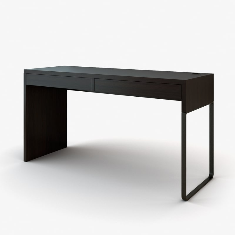 Ikea Desk 3D Models and Textures