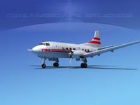 propellers martin 404 3d model