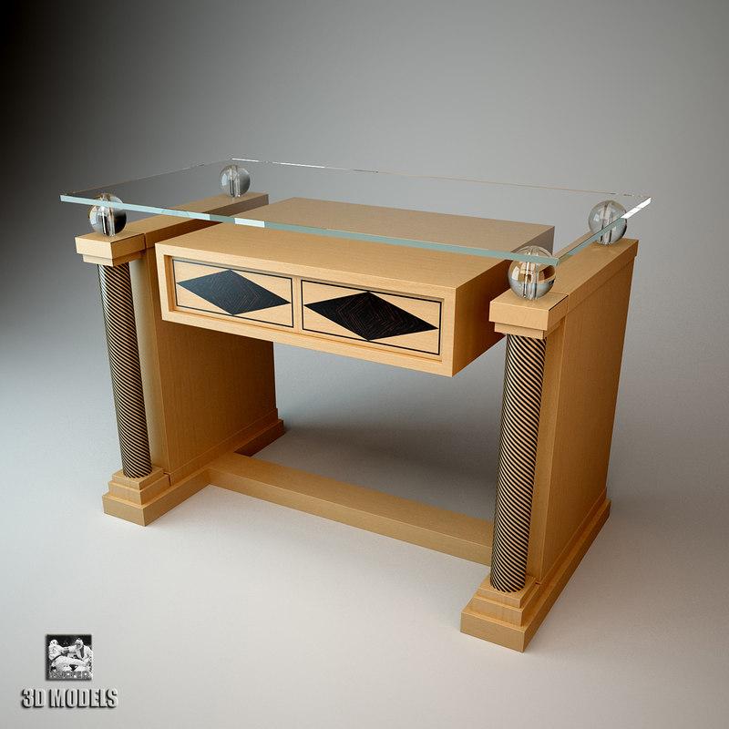 3d treccani imperatore table