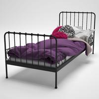 MINNEN Bed IKEA