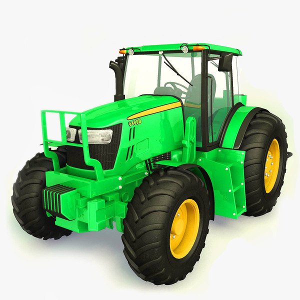 tractor 3d 3ds