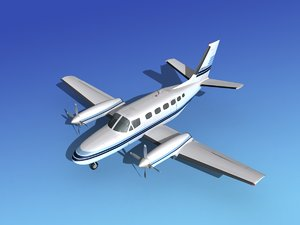propellers cessna 441 conquest lwo