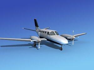 3d propellers cessna 441 conquest