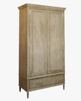 restoration hardware maison armoire 3d max