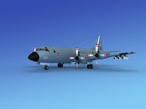 orion aircraft lockheed p-3 3ds
