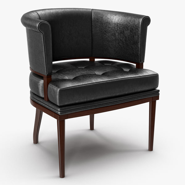 3d model soane chair