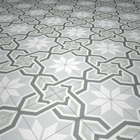 Floor Tile Gray