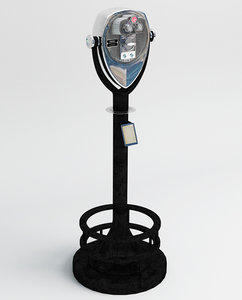 3d max coin binoculars scopes
