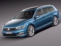 Volkswagen Passat Variant R-line 2015