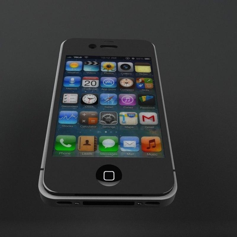 3d electronics gadgets