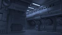 Generic SciFi Interior