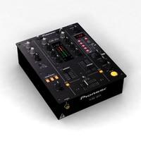 Pioneer DJM-400 Mixer