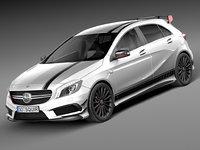 Mercedes-Benz A45 AMG Edition 1 2014