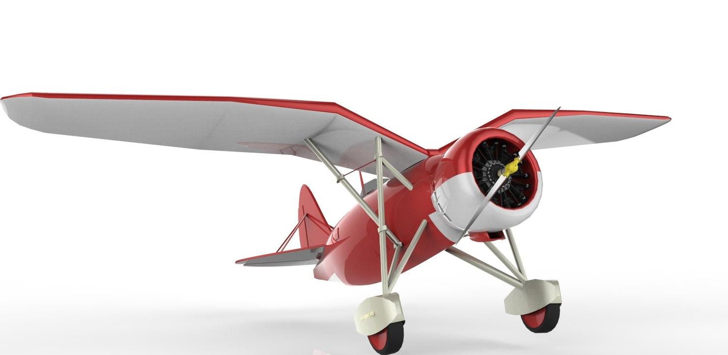 blender loire 46 aircraft