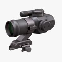 max pk23 scope