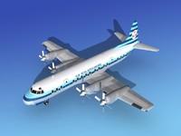 Lockheed L-188 Electra KLM