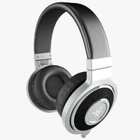 3dsmax headphones razer kraken