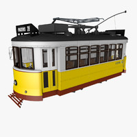 c4d lisbon tram