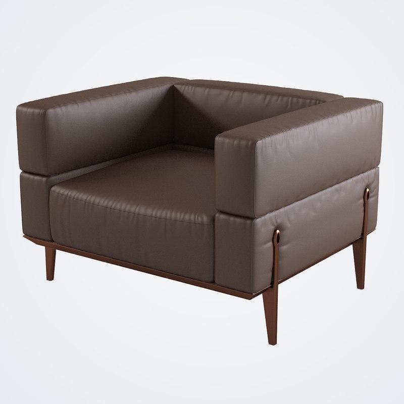 max giorgetti ago chair