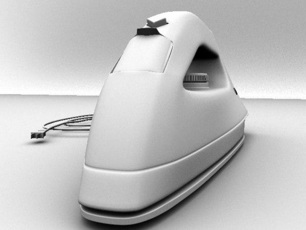 3d model iron