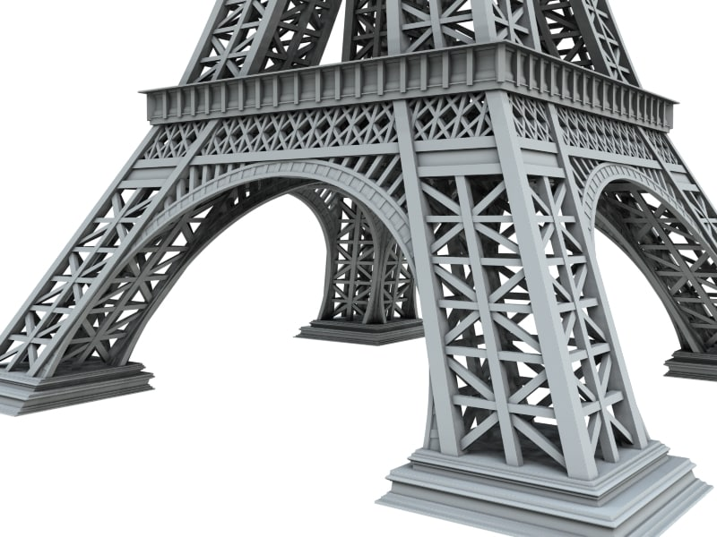 Printable Eiffel Tower