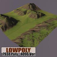 3d level terrain