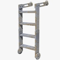 ladder dxf