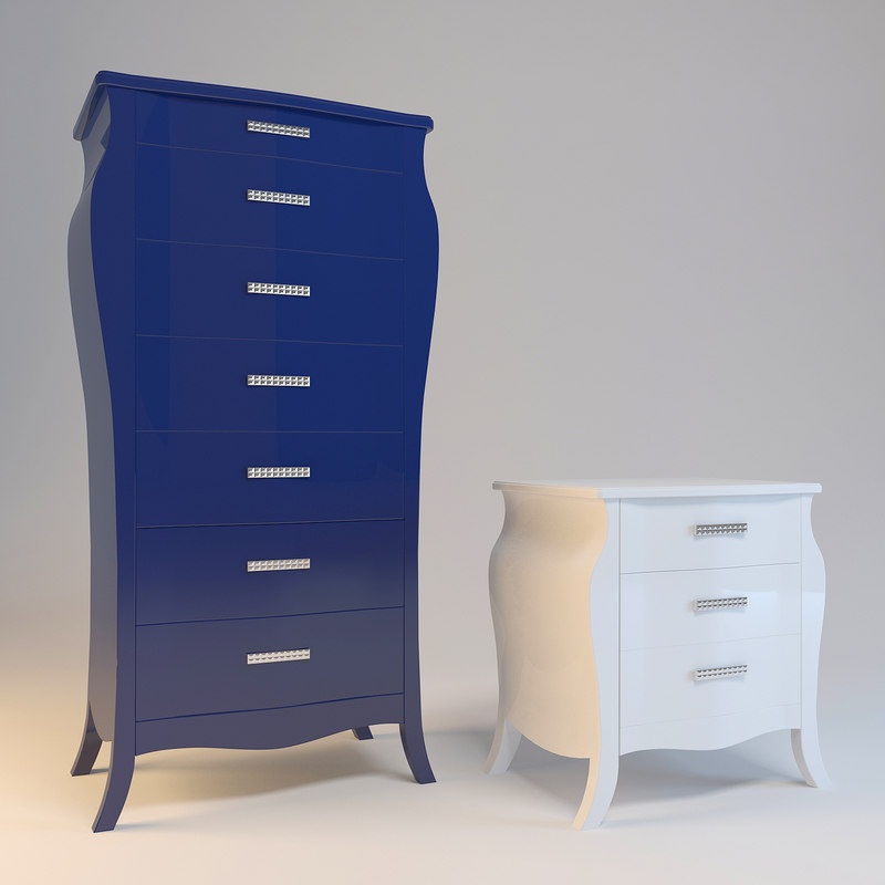 3ds max commode