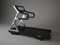 3d max run personal technogym