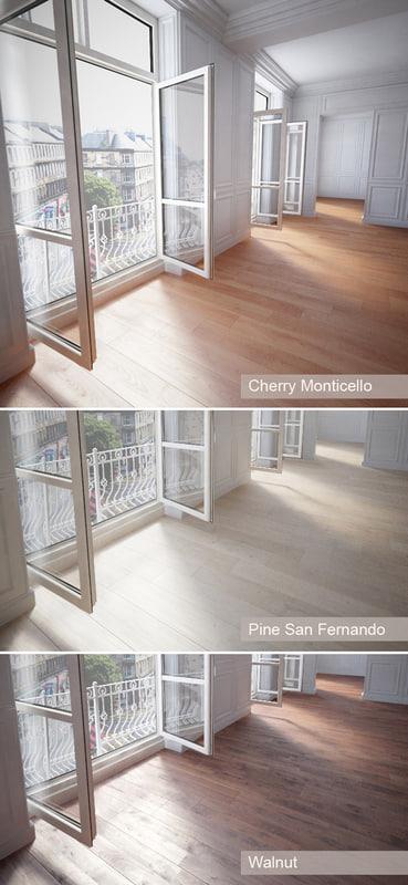 3d wood flooring