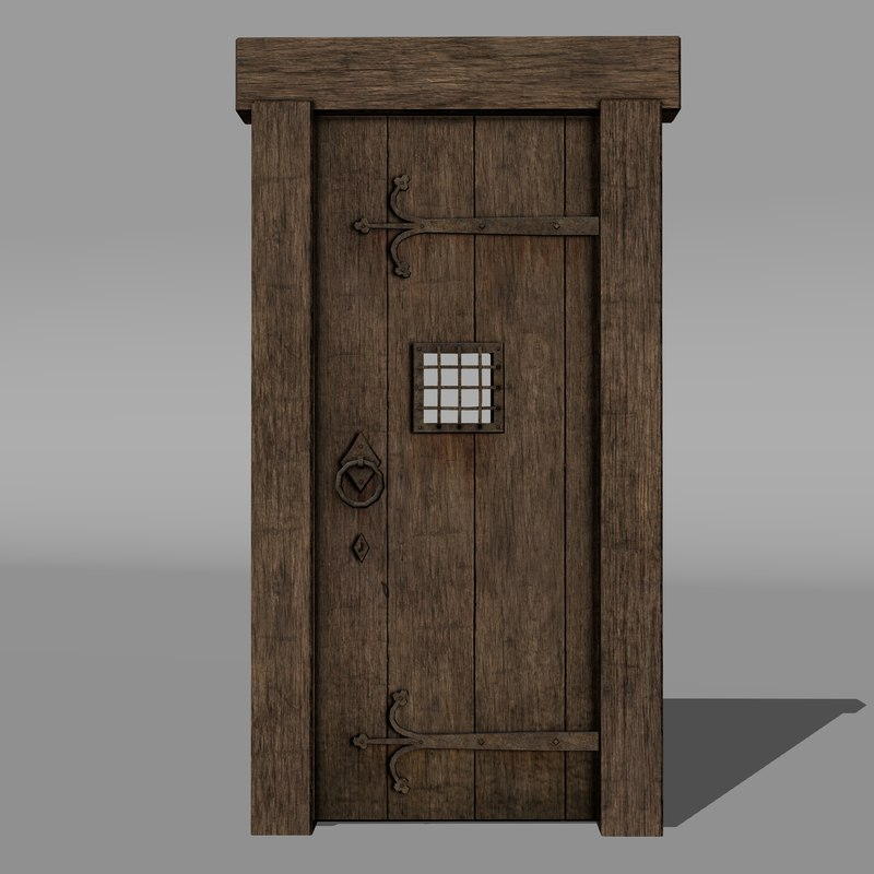 Medieval Door Amp Door Entrance Medieval