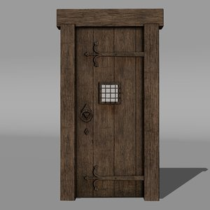 blender medium door