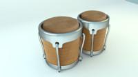 drums bongo