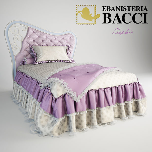 baby ebanisteria bacci max