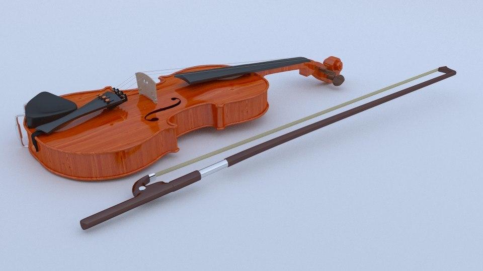 blend violin