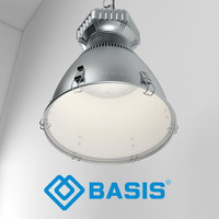 3d model led basis bsg-200