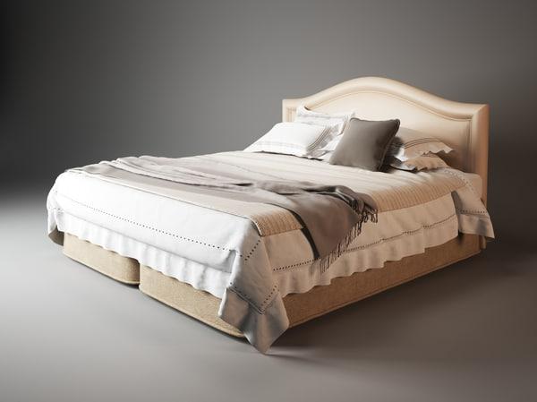 3d vi-spring bed