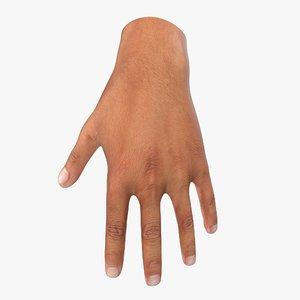 3ds hand skin type 3