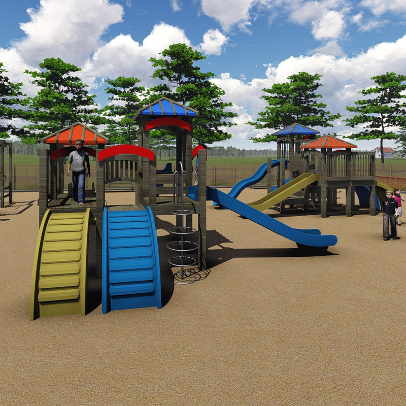 maya children playground