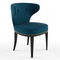 babo chair 3d model
