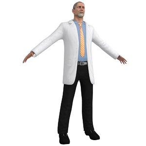 3d model doctor games