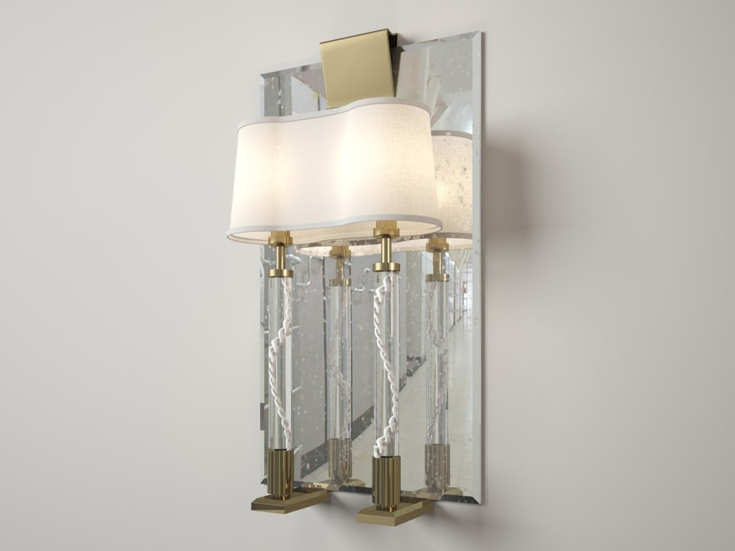 max bsa126 versailles wall light