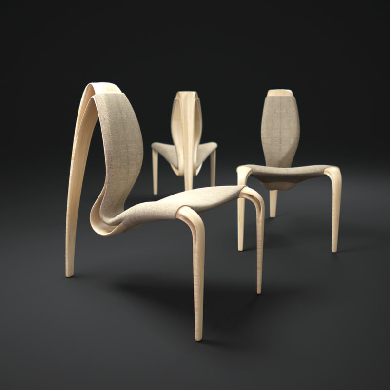 3d enignum-ii-chair